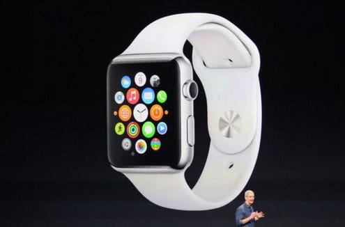 apple watch bis