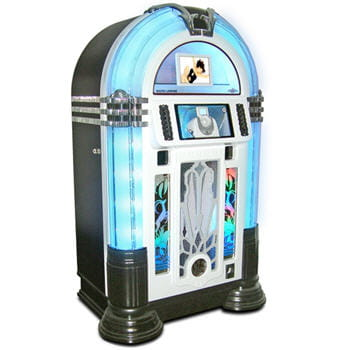 le xi jukebox, histoire de mettre l'ambiance bar chez soi