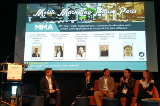 MMA Forum : comment le marketing mobile veut carburer à la data