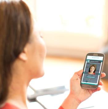 la biométrie permet de s'assurer de l'identité de la personne qui réalise la
