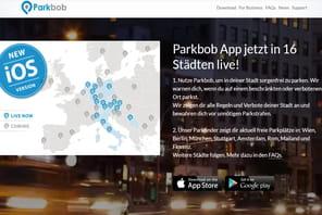 Grâce à la start-up Parkbob, le loueur ALD numérise le stationnement
