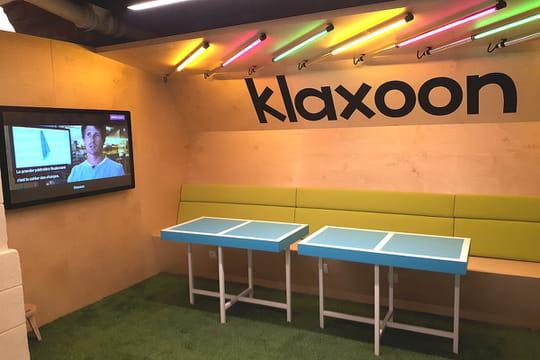 La plateforme de pilotage de réunions digitalisées ouvre son Klaxoon Store2dans le Sentier. Multipliant les décors inspirant, le lieu est conçu pour faire découvrir l'offre de la start-up.