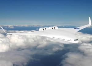 l'avion série h du mit devrait entrer en service entre 2030 et 2035.