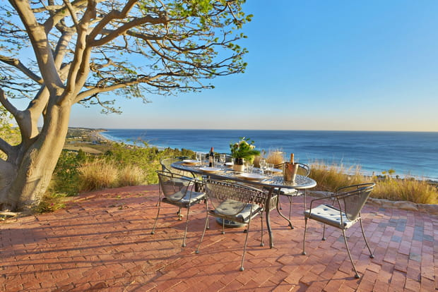 La villa de Denzel Washington à Malibu (Etats-Unis)