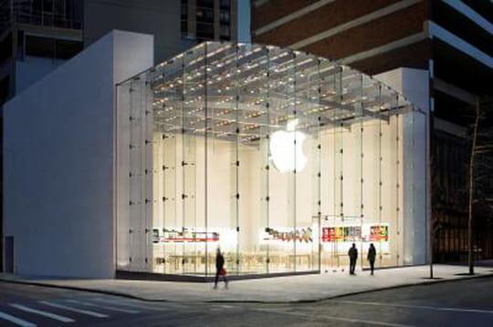 Apple, avec l'aide de son célèbre designer Jony Ive, veut monter en gamme