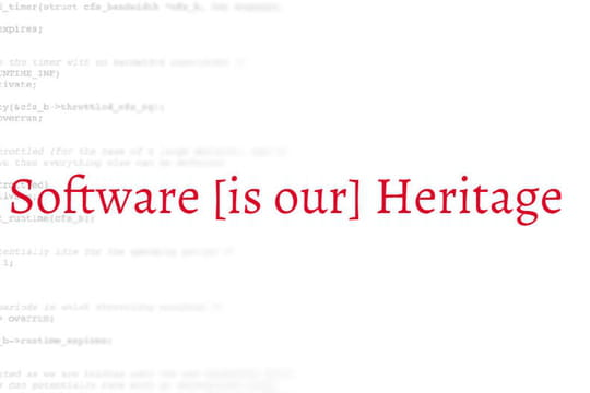 """L'Inria ouvre Software Heritage, un """"Wikipédia des codes sources"""""""
