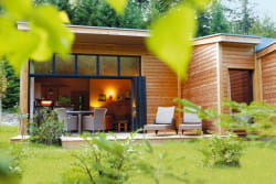 les cottages n'appartiennent pas au groupe pierre&vacances mais sont vendus à