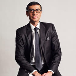rajeev suri, directeur général de nokia.