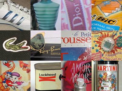 tous types de produits sont victimes de contrefaçon.