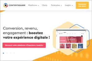 Le français ContentSquare lève 190millions de dollars