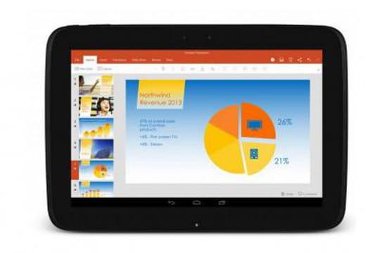 Office et Skype bientôt préintallés sur tablettes Android Sony et LG