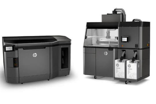 HP lance enfin ses imprimantes 3D