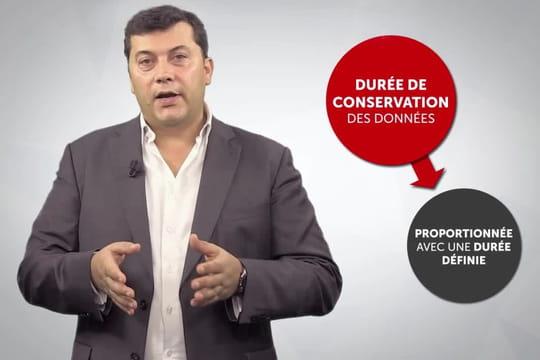 Vidéo: droits et obligations des entreprises avec le RGPD