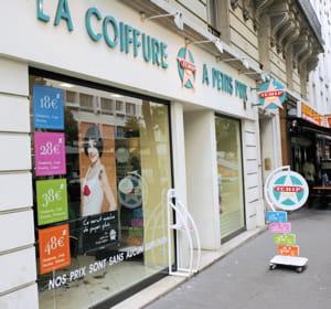 N°19 : les salons de coiffures Tchip Coiffure, 298 franchises