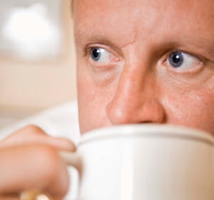 une pause café permet de repartir du bon pied.