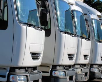 les transporteurs routiers devraient souffrir en 2009.