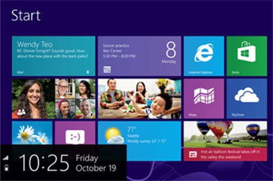 Windows Blue sera disponible avant la fin de l'année