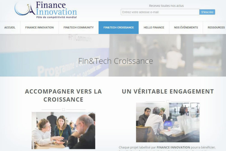 La France bâtit un hub fintech international