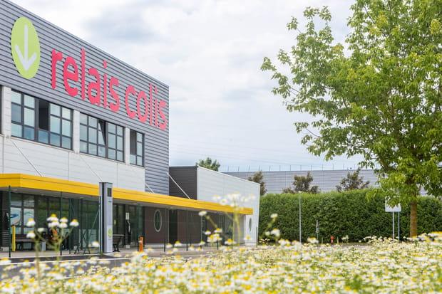 Reportage dans le nouveau hub mécanisé de Relais Colis