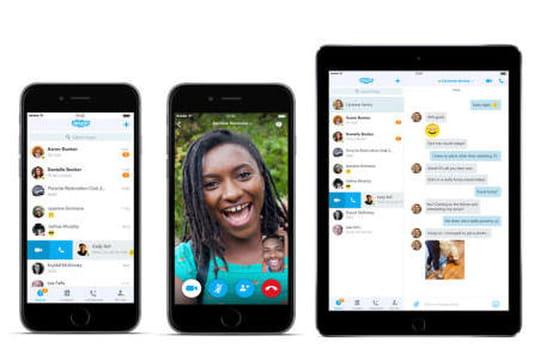 Un tout nouveau Skype arrive sur Android et iOS