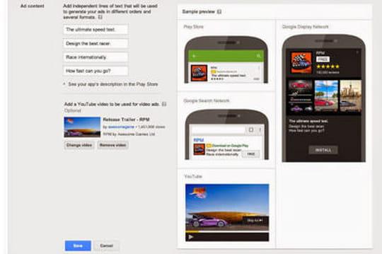 Google s'inspire de Facebook pour le contrer sur le marché pub mobile