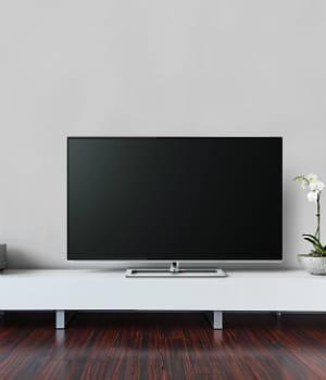 un téléviseur l9, signé toshiba.