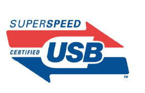 l'usb 3.0 aussi appelé superspeed usb.