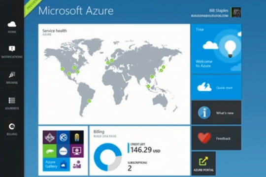 Cloud : Microsoft booste sa R&D pour contrer Amazon