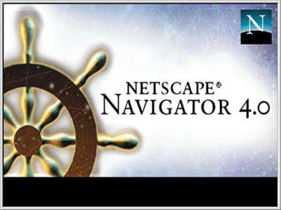 en 1998, netscape publie le code de son navigateur.