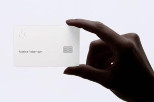 Apple Card: Goldman Sachs va proposer des lignes de crédits partagées