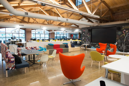 Flex office: définition, avantages et inconvénients