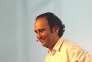 Xavier Niel, magnat des télécoms à l'international et bienfaiteur de la French Tech