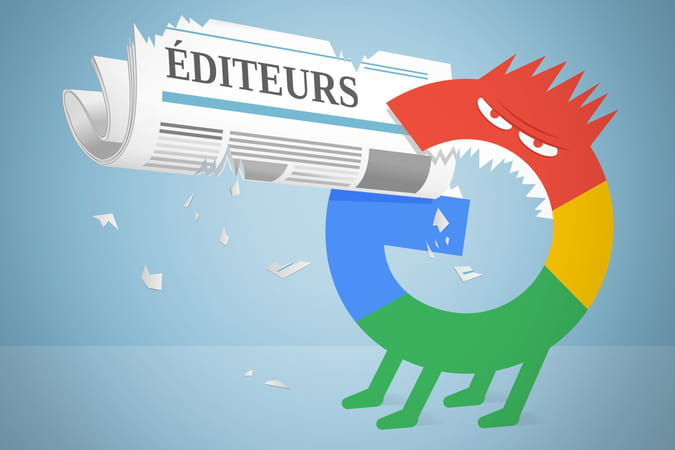 Google torpille une partie des revenus digitaux des éditeurs européens