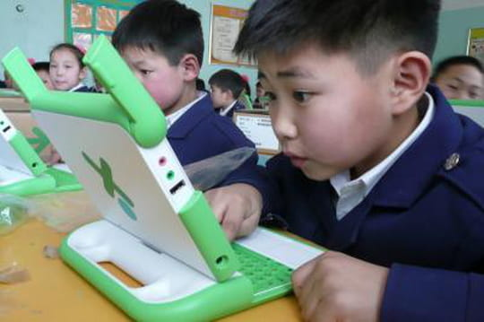 L'association One Laptop Per Child, del'utopie à la réalité