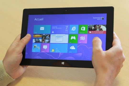 Tablette Surface RT: la baisse de prix de 30% confirmée