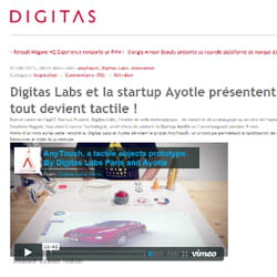 business interactif a depuis pris le nom de digitas