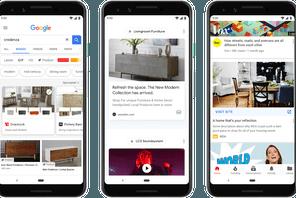 Shopping et publicité, Google montre les muscles au Google Marketing Live