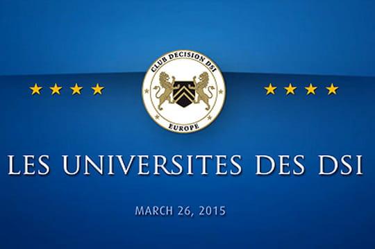 Le Club Décision DSI organise les premières Universités des DSI