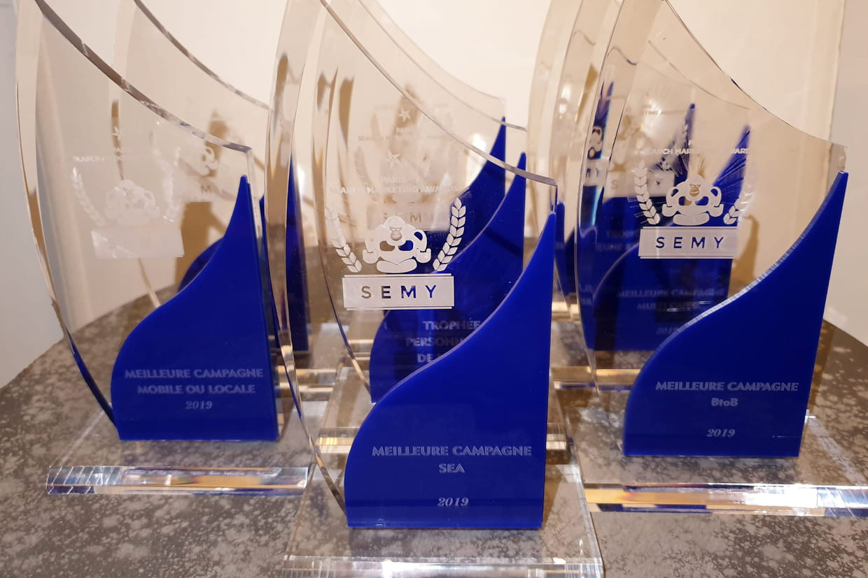 SEMY Awards Paris 2019 : Largow et Resoneo récompensés