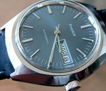 phénix demeure une légende dans le monde de l'horlogerie.