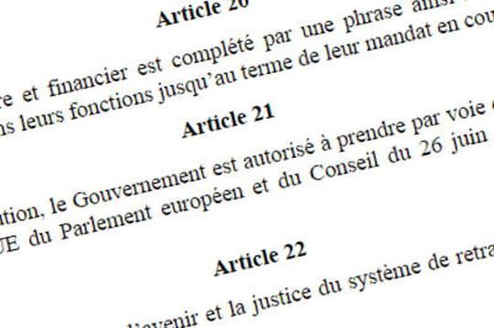 L'open data pourrait finalement avoir droit à un débat au parlement