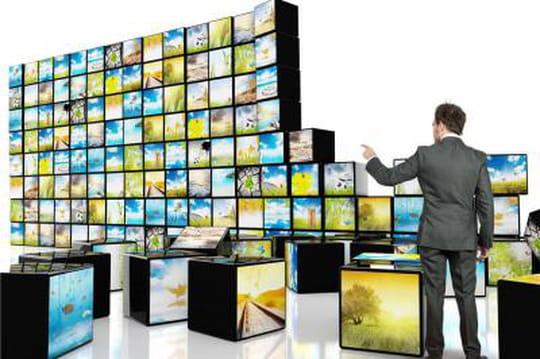 Les annonceurs délaissent la TV pour le numérique
