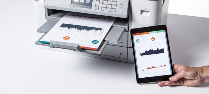 Plus économe, plus connectée, plus pro… la nouvelle gamme Business Smart de Brother sort du lot!