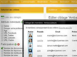 jeemeo permet de générer une base de connaissances et publier de façon