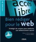 la 2e édition de l'ouvrage'bien rédiger pour le web', rédigé par isabelle