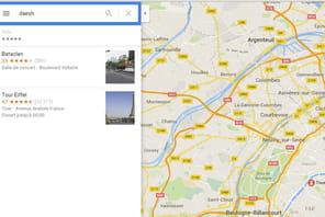 Attentats du 13 novembre : Google Maps montre à nouveau ses limites