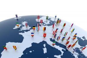 Programmatique : le chiffre d'affaires en Europe