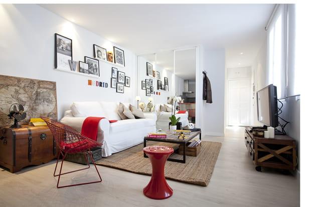L'appartement de Francisco de Quevedo à Madrid (Espagne)