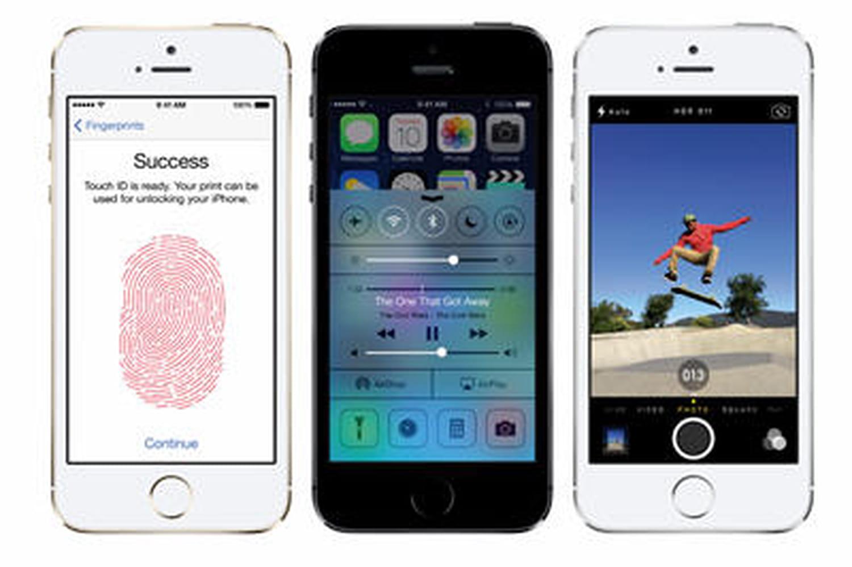 iPhone 5S: les empreintes digitales des employés bientôt aux mains des entreprises?