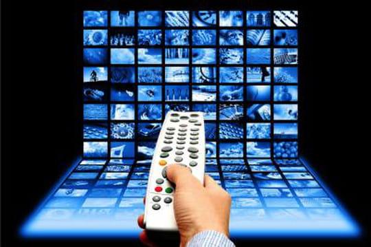 Infographie : le marché de la vidéo en ligne